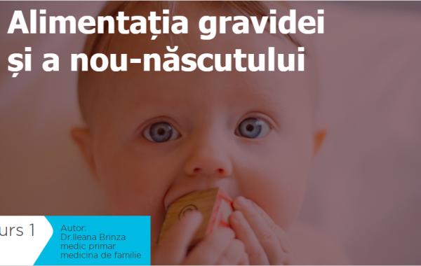 Alimentatia gravidei si a nou nascutului